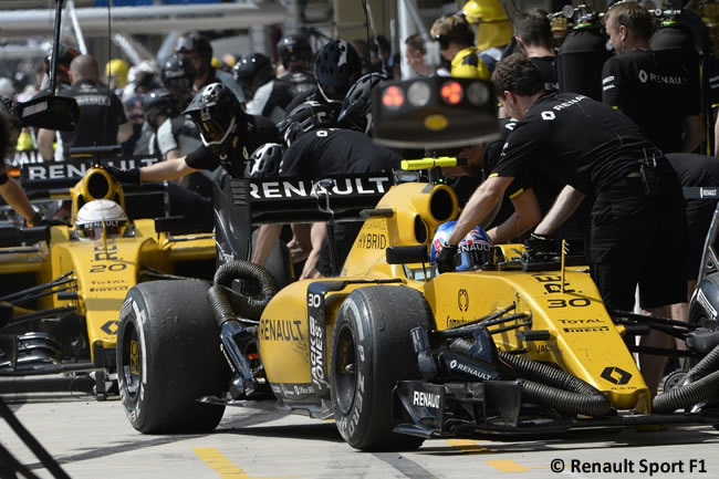 Renault Sport - GP Brasil 2016 - Viernes