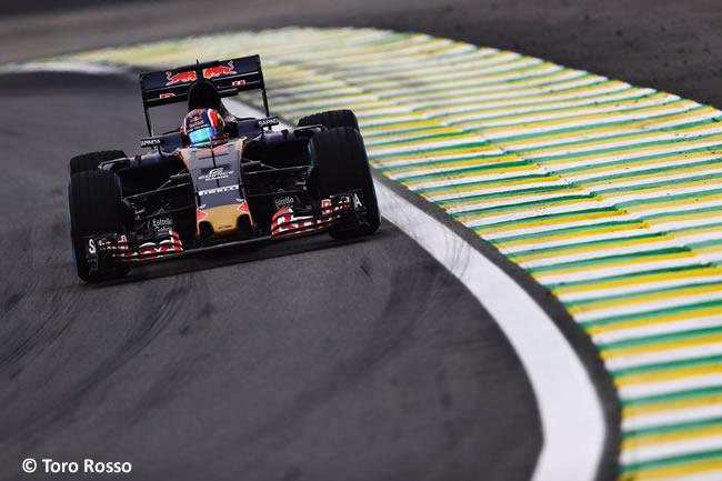Toro Rosso - GP Brasil 2016 - Sábado