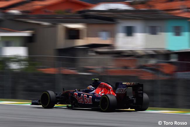 Toro Rosso - GP Brasil 2016 - Viernes