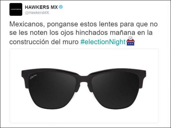 Tuit - Hawkers MX - Muro