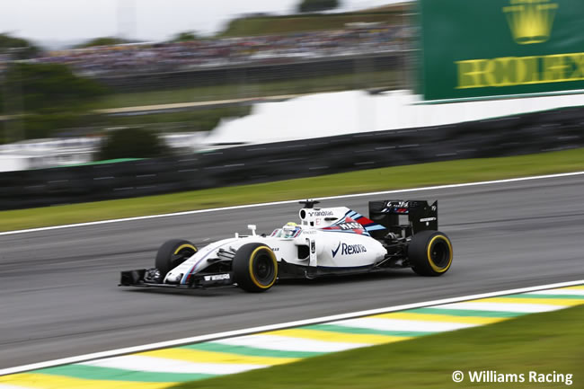 Valtteri Bottas - Williams - GP Brasil 2016 - Sábado