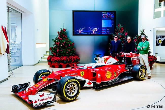 Ferrari - Navidad 2016
