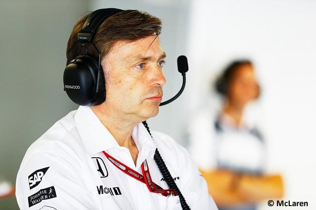 Jost Capito - McLaren