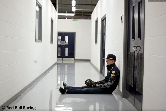 Max Verstappen - Red Bull Racing - Vídeo Captura