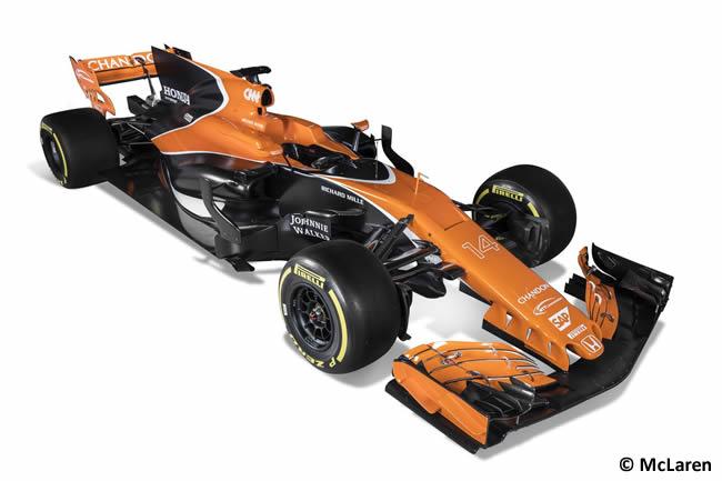 McLaren - Honda - MCL32