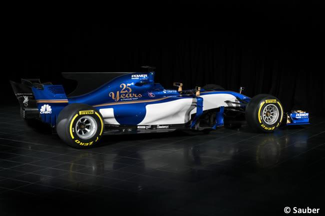Sauber - C36 - Ferrari - 2017 - 3