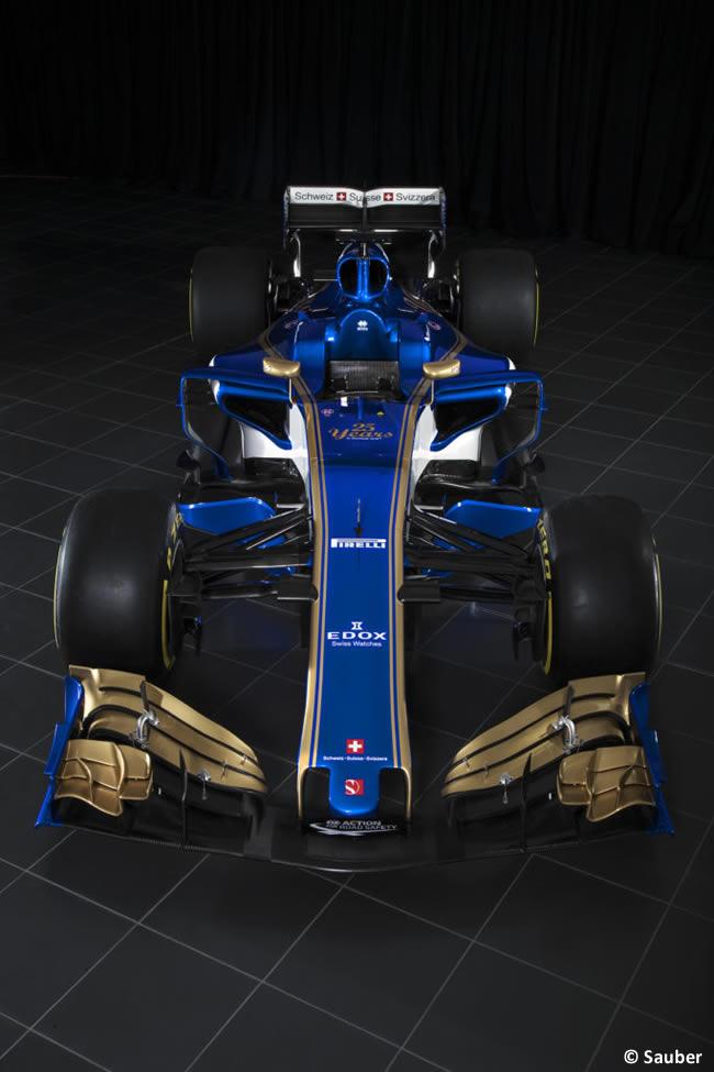 Sauber - C36 - Ferrari - 2017 - 5