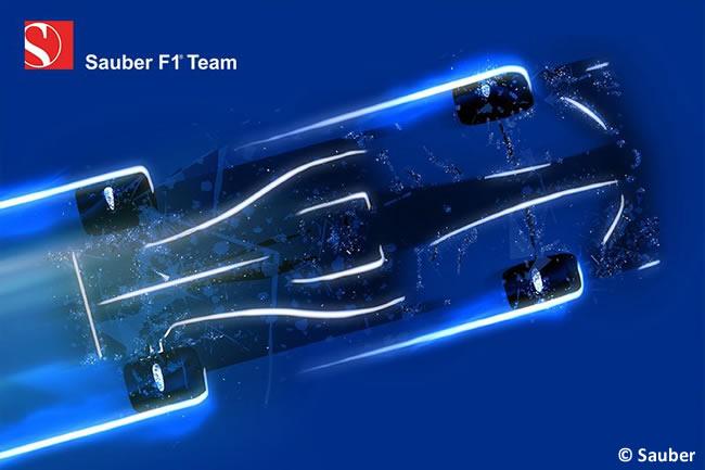 Sauber - Anuncio Presentación Sauber C36-Ferrari
