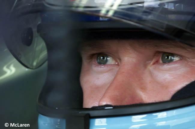 Mika Hakkinen McLaren