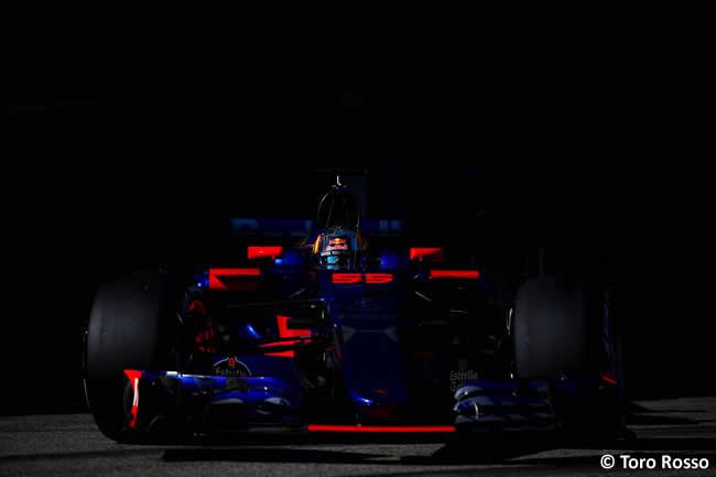 Carlos Sainz - Toro Rosso - Test 1 Barcelona - Pretemporada 2017 - Día 3