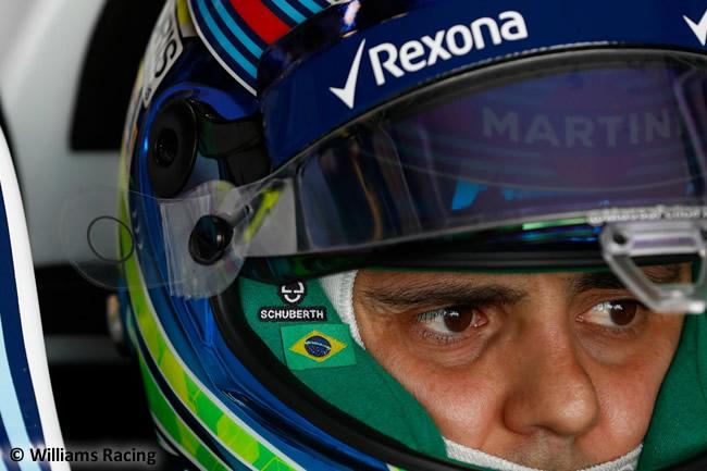 Felipe Massa - Williams - GP Australia - Calificación 2017