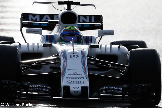 Felipe Massa - Williams - Test 2 Barcelona - Pretemporada 2017
