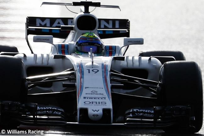 Felipe Massa - Williams - Test 2 Barcelona - Pretemporada 2017