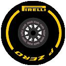 Gráfico - Grande - Pirelli - Neumático Blando