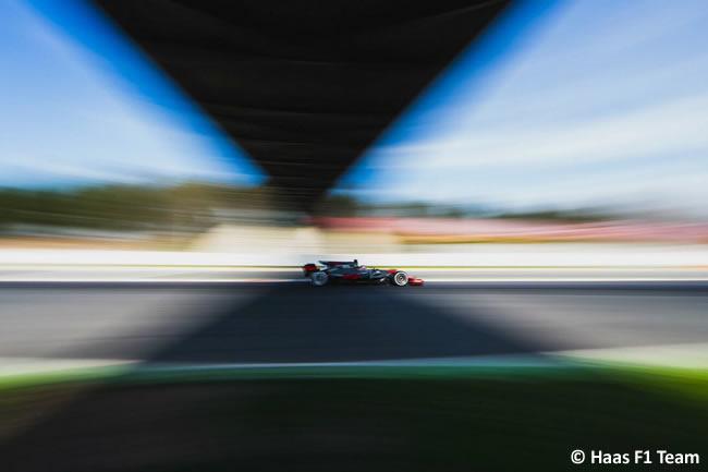 Kevin Magnussen - Haas F1 - Test 2 Barcelona - Pretemporada 2017 - Día 3