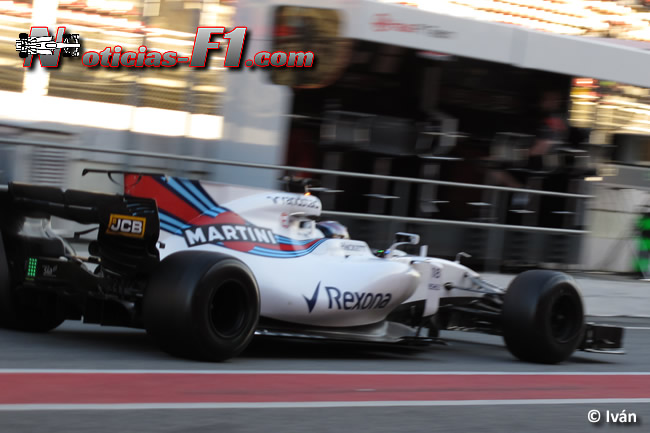 Lance Stroll - Williams - 2017 - www.noticias-f1.com
