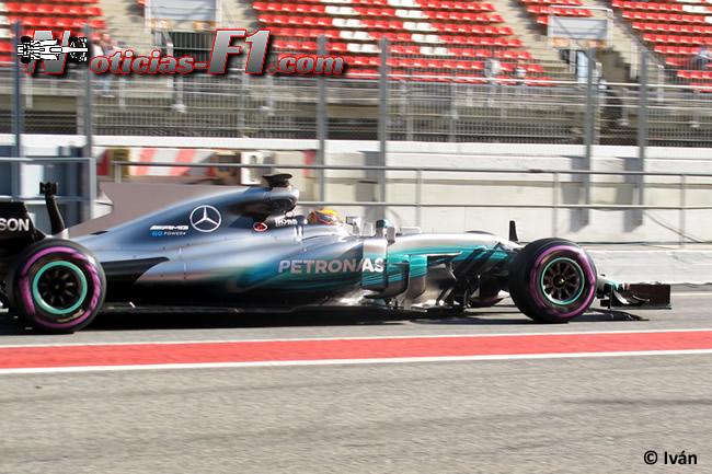 Lewis Hamilton - Mercedes AMG - 2017 - www.noticias-f1.com