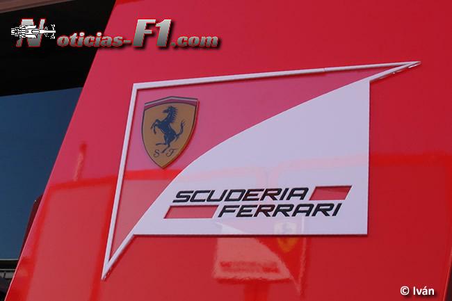 Logo Scuderia Ferrari - 2017 - www.noticias-f1.com