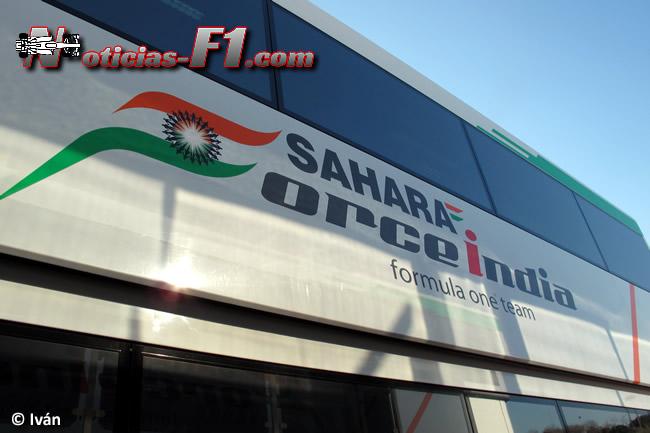 Logo Force India - 2017 - www.noticias-f1.com