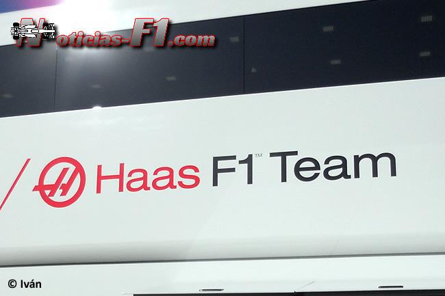 Logo Haas F1 - www.noticias-f1.com