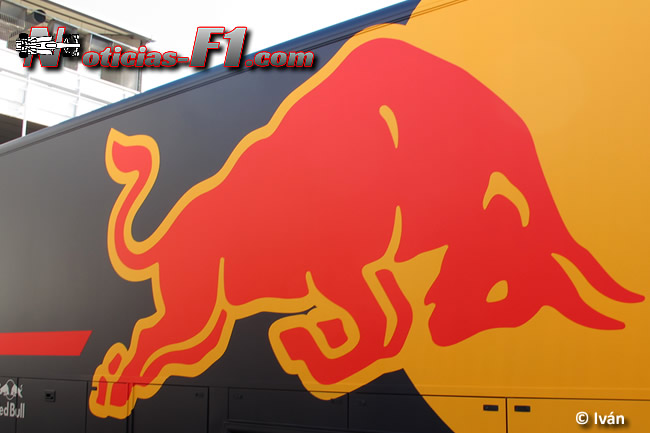 Logo Red Bull Racing 2017 - www.noticias-f1.com