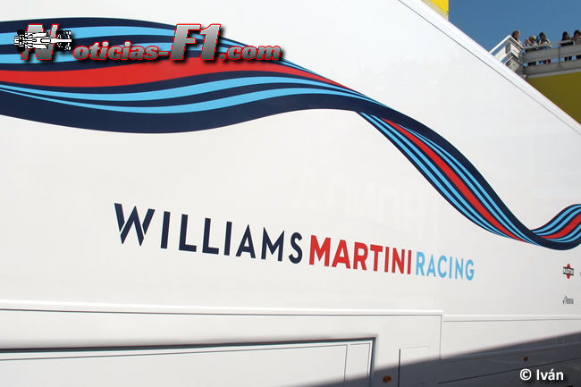 Logo Williams - 2017 - www.noticias-f1.com