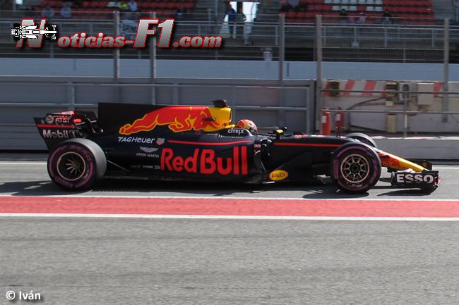 Max Verstappen - Red Bull Racing - 2017 - www.noticias-f1.com