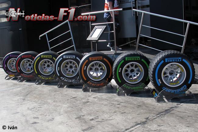 Pirelli - Gama Neumáticos 2017 - www.noticias-f1.com