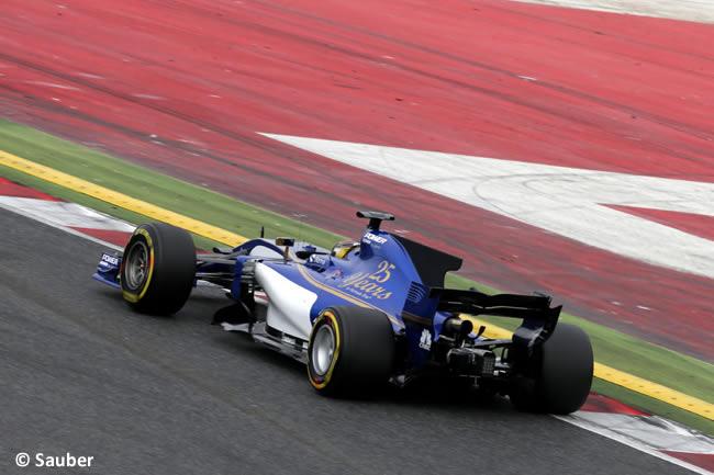 Sauber- Test 2 Barcelona - Pretemporada 2017 - Día 2
