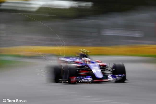 Scuderia Toro Rosso - GP Australia - Calificación 2017