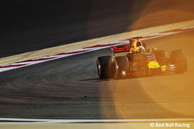 Daniel Ricciardo - Red Bull Racing - GP Bahréin - 2017 -Sábado - Calificación - Clasificación