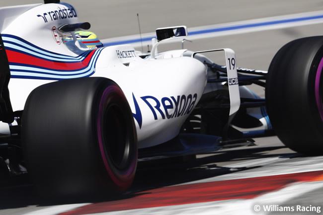Felipe Massa - Williams - GP Rusia 2017 - Calificación - Clasificación