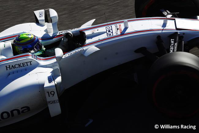 Felipe Massa - Wiliams - GP Rusia 2017 - Viernes