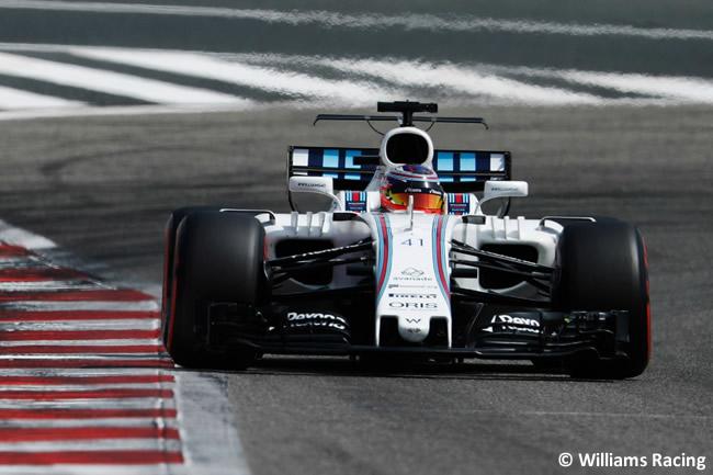 Gary Paffett - McLaren - Test - Temporada 2017 - Bahréin - Día 2