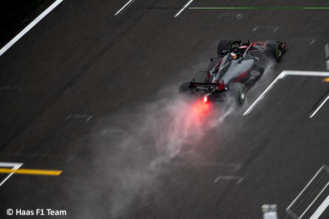 Haas - Gran Premio China 2017 - Entrenamientos - Viernes