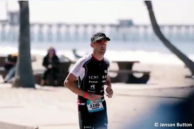 Jenson Button - Ironman