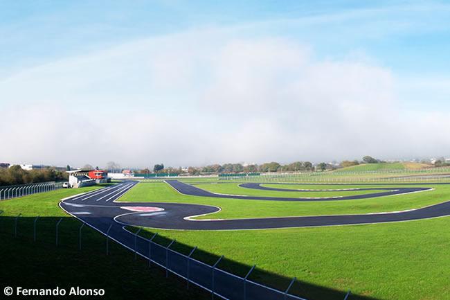 Circuito Karts Fernando Alonso : Fallece un piloto de años en el circuito karts que