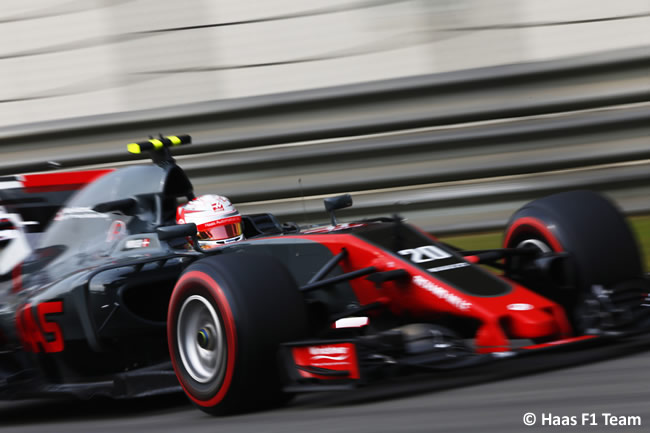 Kevin Magnussen - Haas - Gran Premio China 2017 - Calificación - Clasificación
