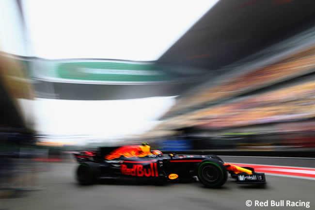 Max Verstappen - Red Bull Racing - Gran Premio China 2017 - Entrenamientos - Viernes
