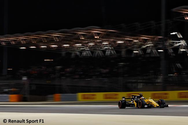 Nico Hulkenberg - Renault Sport - 2017 -Sábado - Calificación - Clasificación