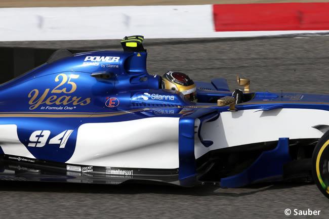 Pascal Wehrlein - Sauber - 2017 -Sábado - Calificación - Clasificación