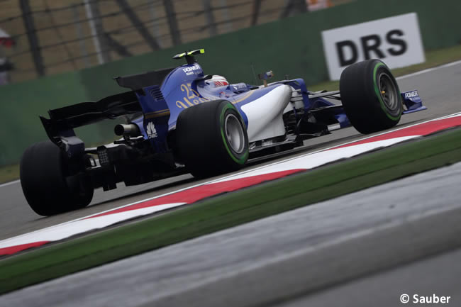 Sauber - Gran Premio China 2017 - Entrenamientos - Viernes