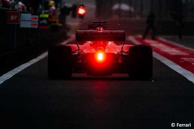 Scuderia Ferrari - Gran Premio China 2017 - Entrenamientos - Viernes