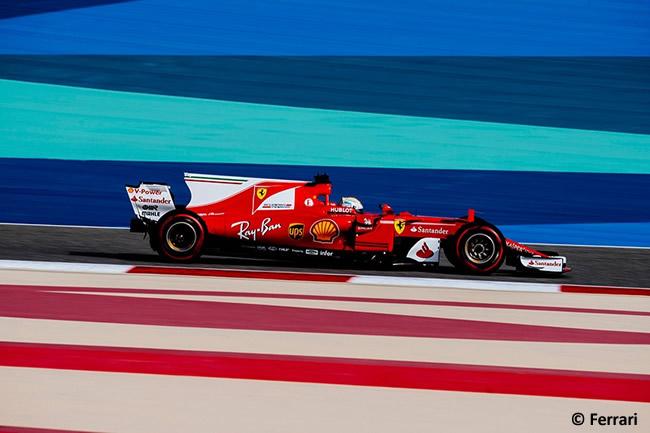 Sebastian Vettel - Scuderia Ferrari - 2017 -Sábado - Calificación - Clasificación