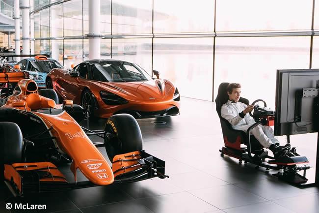 McLaren - World's Fastest Gamer - 2017