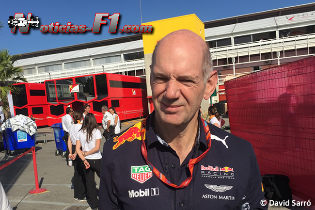 Adrian Newey - Red Bull Racing - David Sarró - www.noticias-f1.com