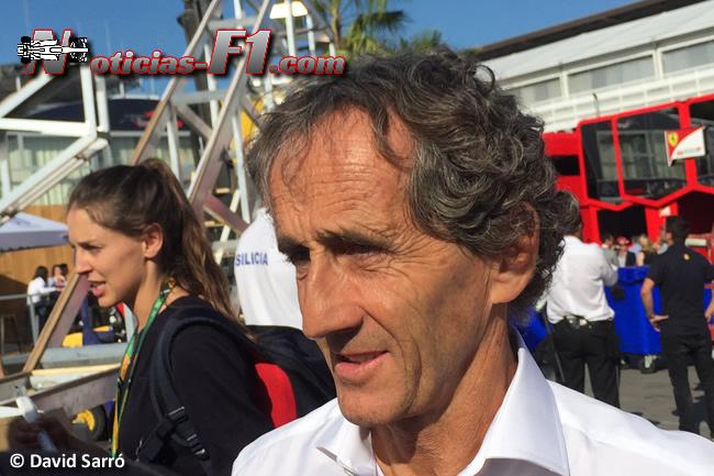 Alain Prost - David Sarró - www.noticias-f1.com