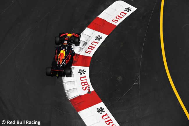 Daniel Ricciardo - Red Bull Racing - GP Mónaco 2017 - Carrera