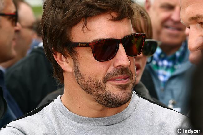 Fernando Alonso - Indycar