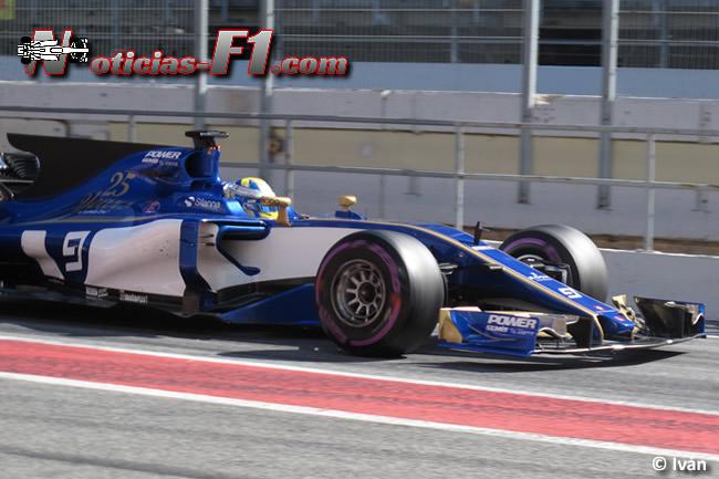 Marcus Ericsson - - Sauber - www.noticias-f1.com